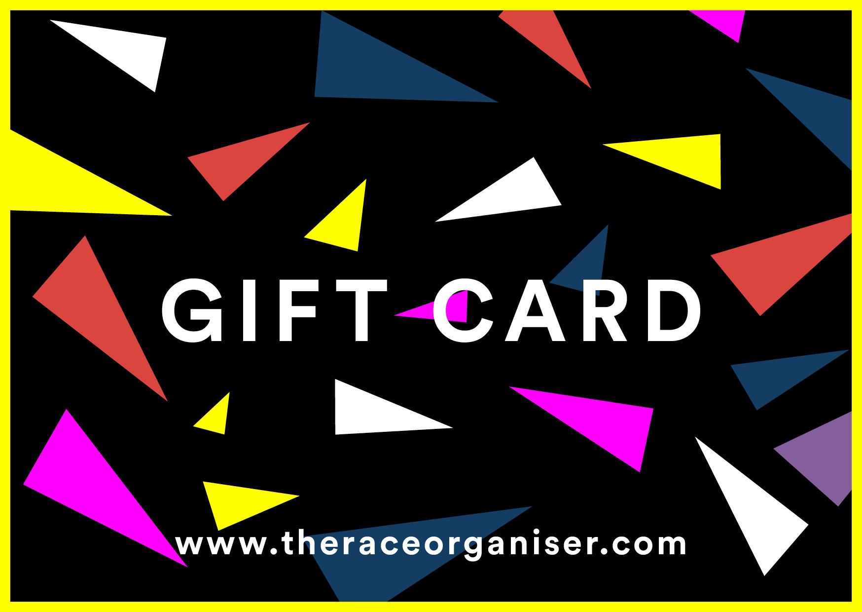 The Race Organiser Group Gift Card - £10